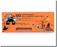 halloween lightset