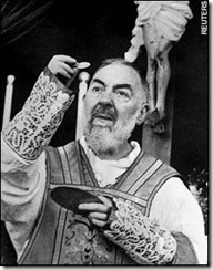 Padre Pio stigmata