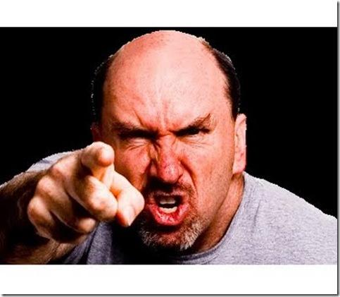 angry guy
